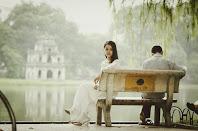 Schweigen als Strafe in einer Beziehung