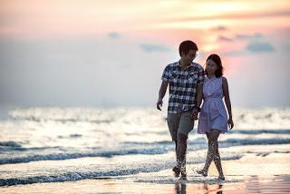 Übergang Verliebtheit Beziehung